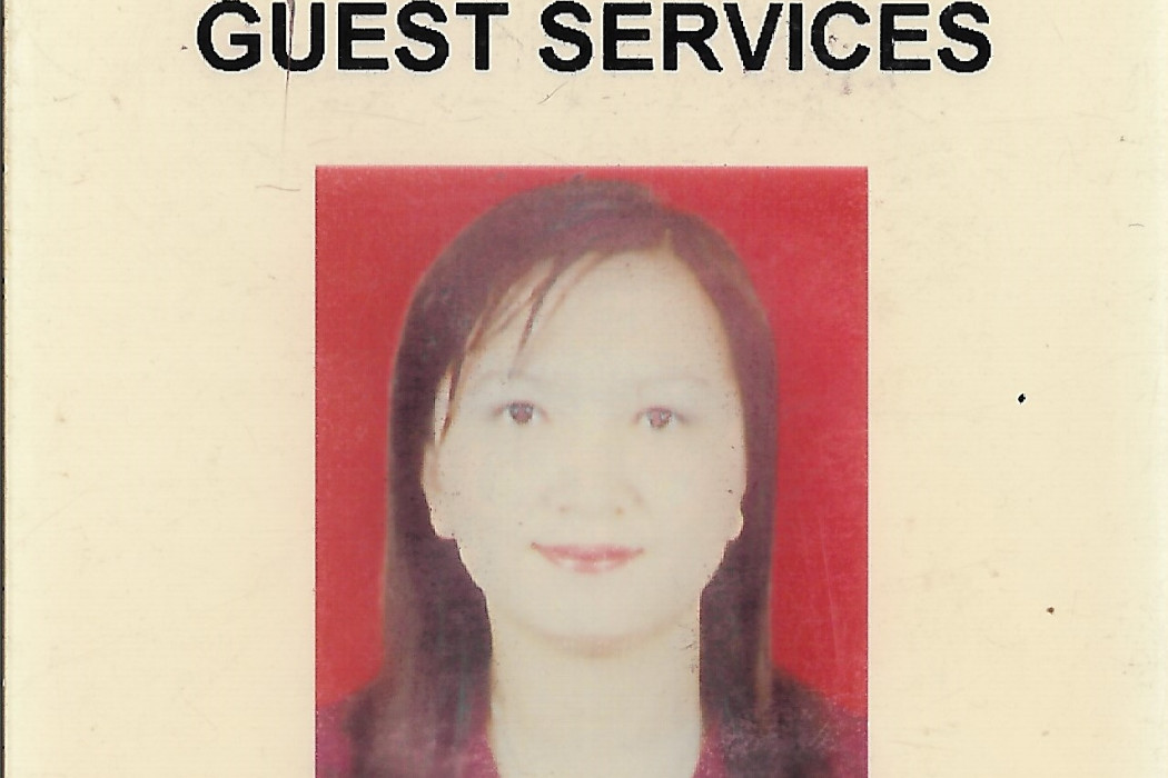 Guest Services ID Card (1)