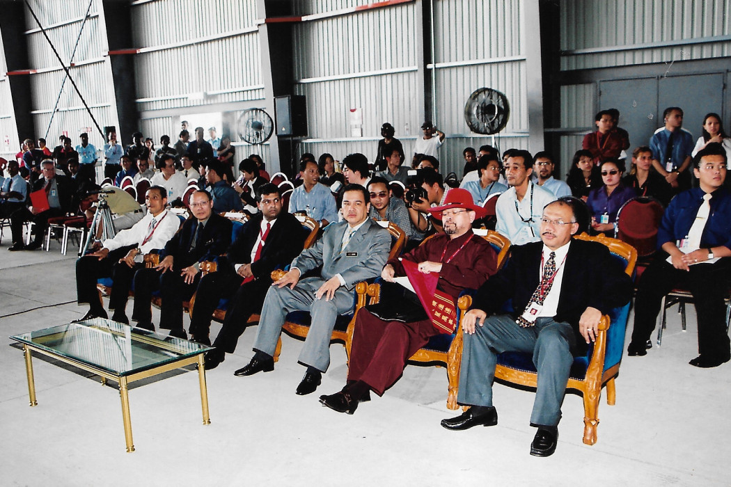 Hangar Launch (4)
