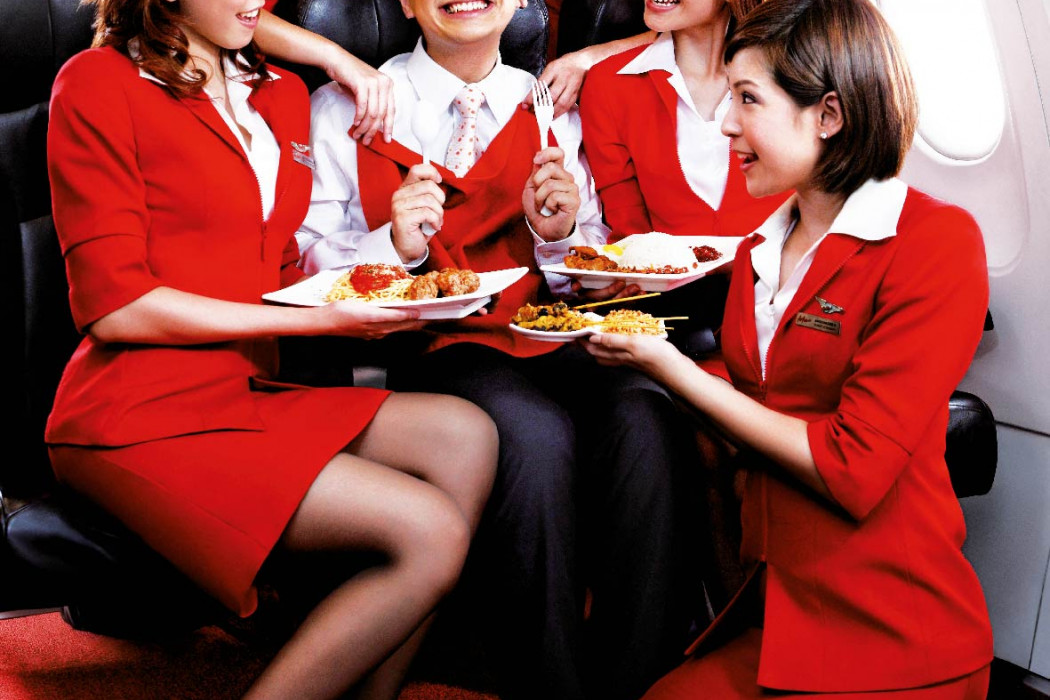 Have you Flown airasia.com - Careful, they're HOT!