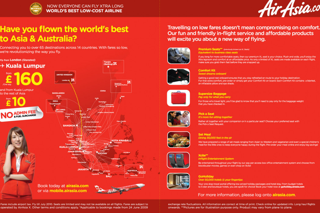 Have you flown the world's best to Asia & Australia