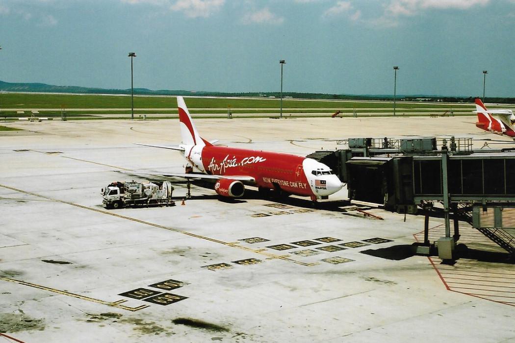 Inaugural KL-Bandung, Bandung-KL flight (1)