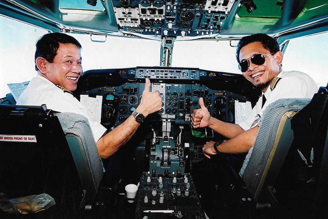 Inaugural Phuket Flight
