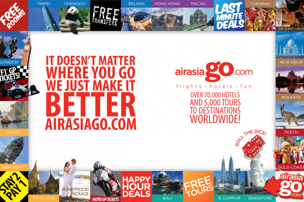 It Doesn't Matter Where You Go We Just Make It Better airasiago.com