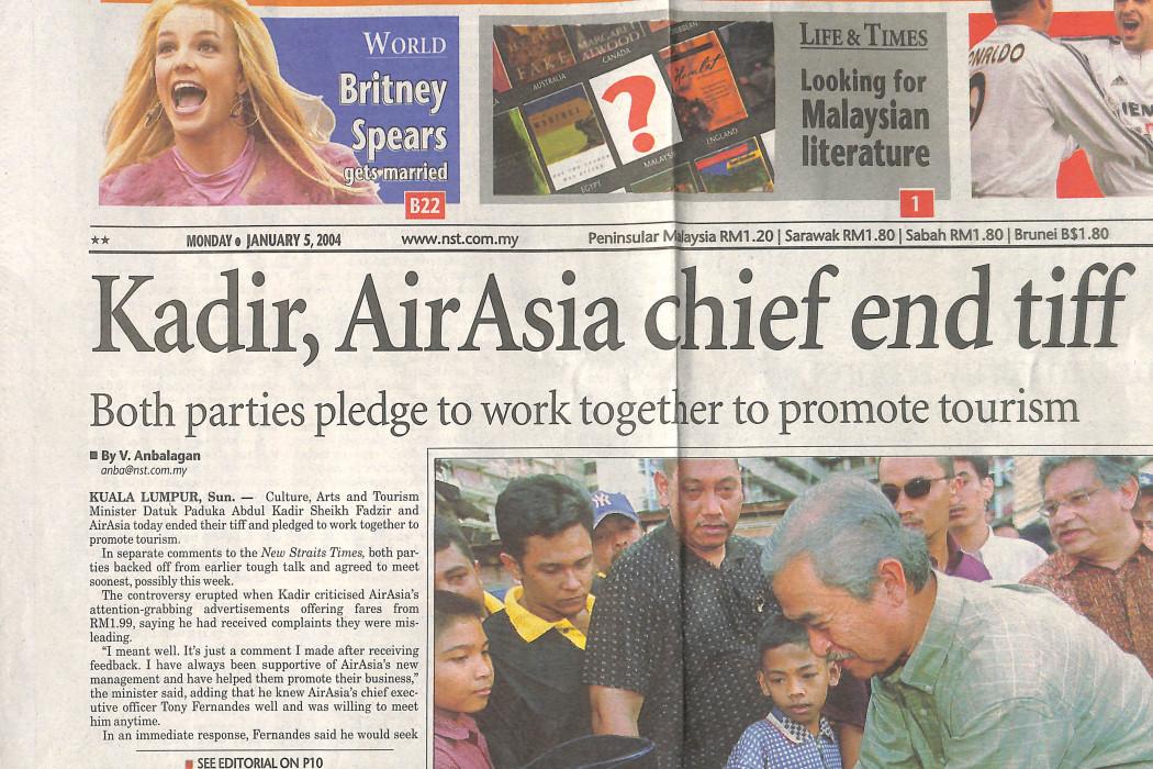Kadir, airasia chief end tiff (1)