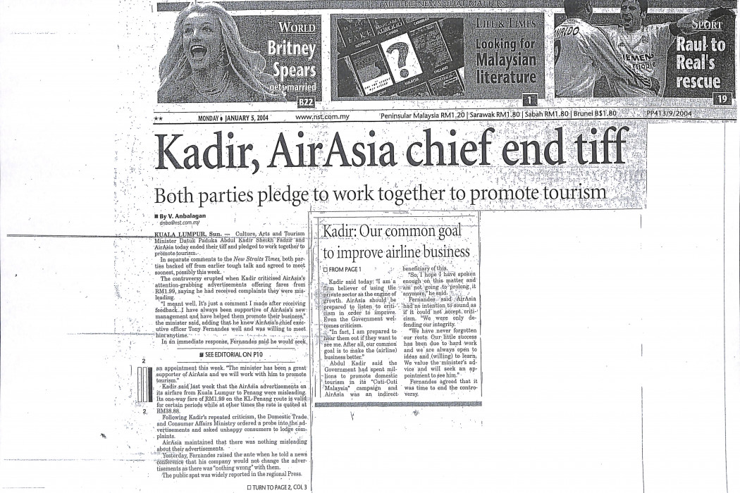 Kadir, airasia chief end tiff (3)