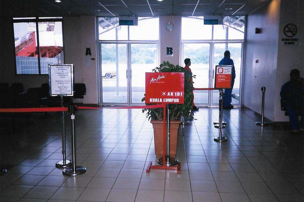 Kota Kinabalu Airport (2)