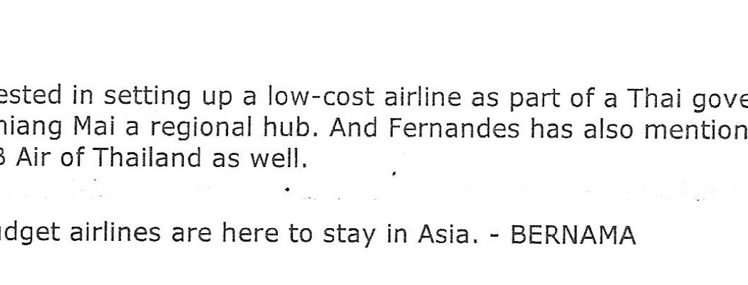 Lack of Direct Bus Link Puts Dent in airasia'a Southern Hub Plans (3)