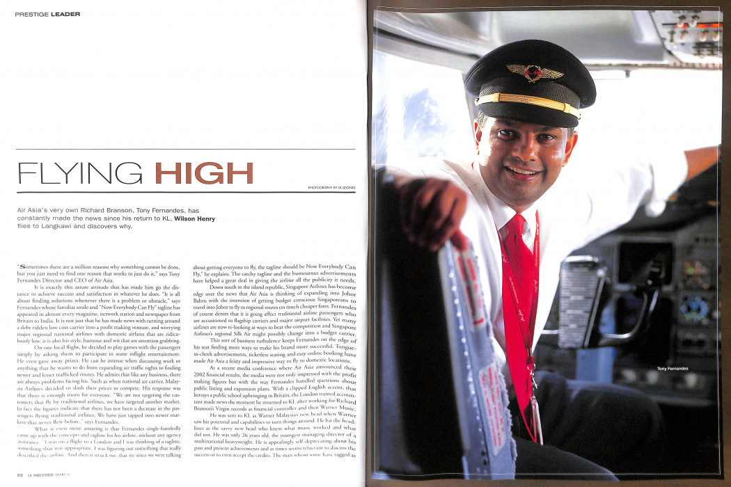 Le Prestige - March 2003 (2)