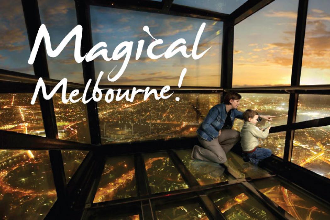 Magical Melbourne!