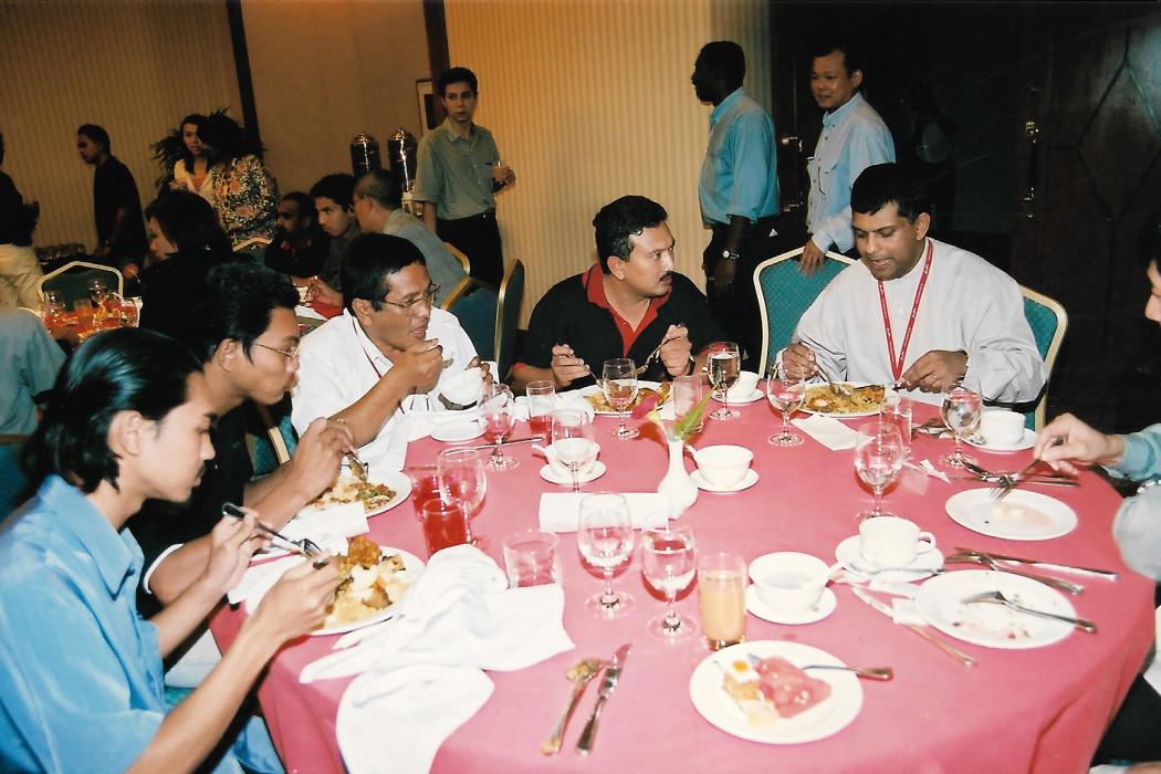 Majlis Buka Puasa airasia (5)