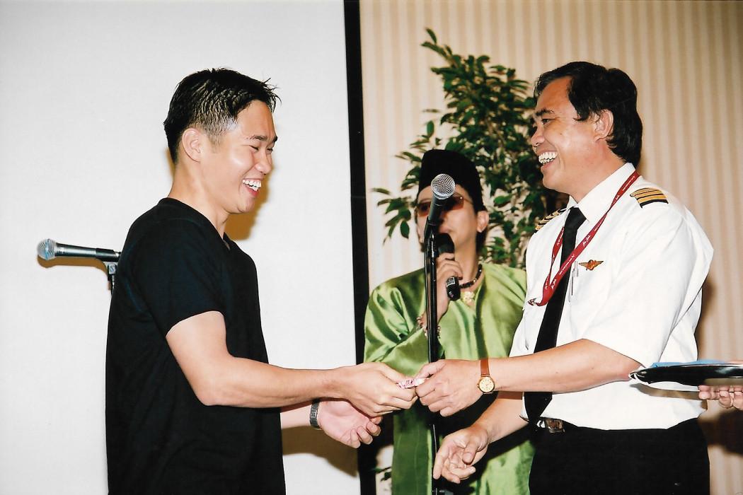 Majlis Buka Puasa airasia (6)