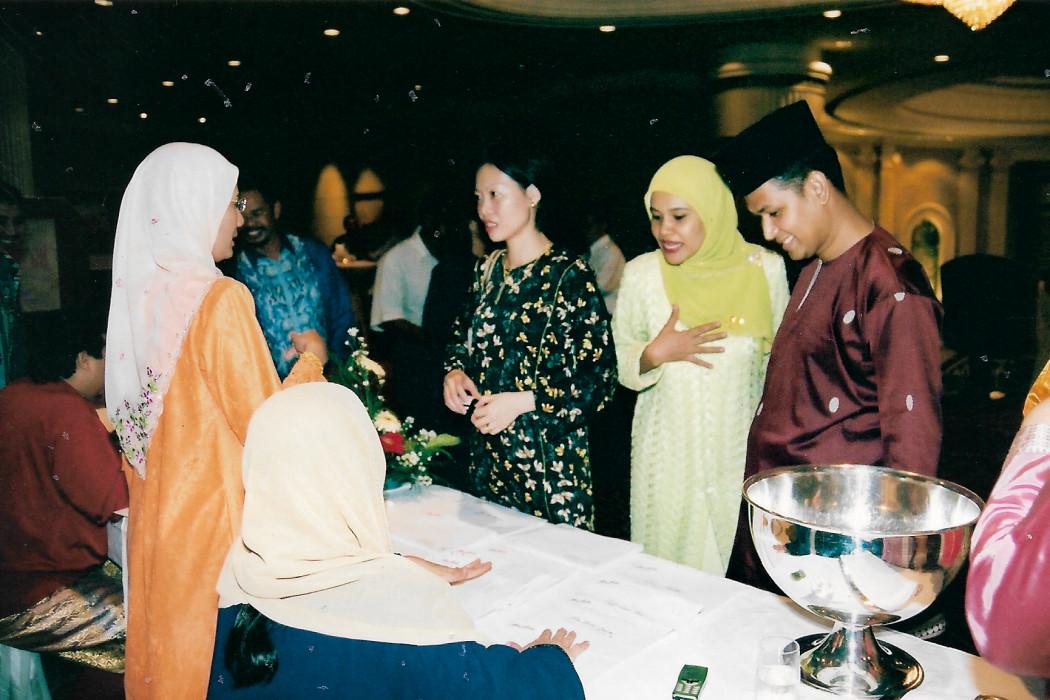 Majlis Kesyukuran Penerbangan Haji (3)