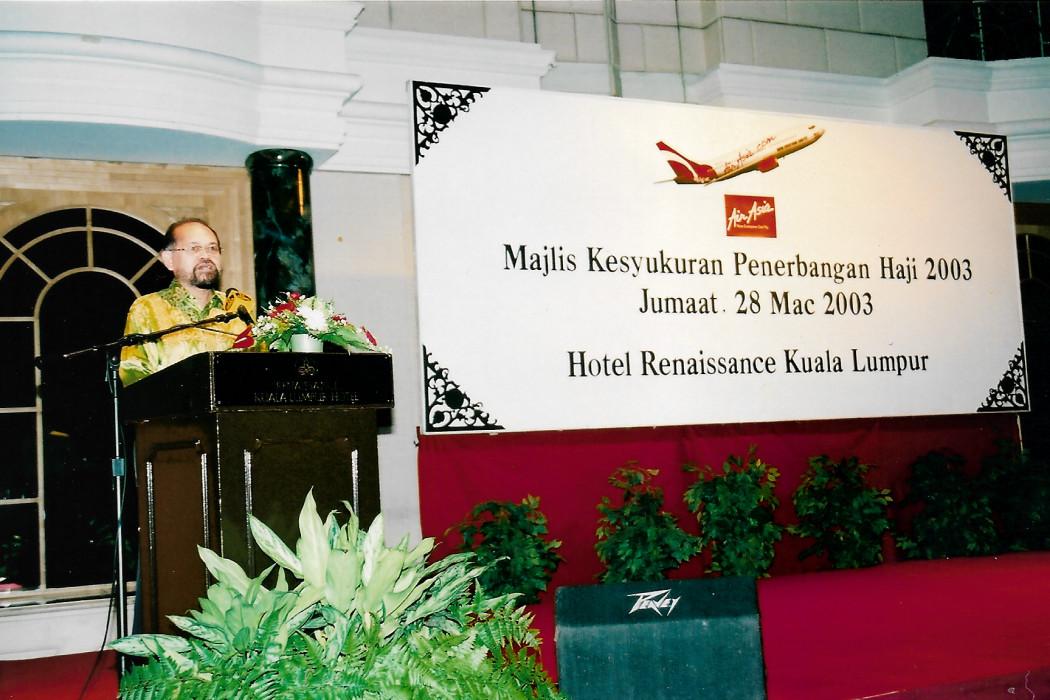 Majlis Kesyukuran Penerbangan Haji (6)