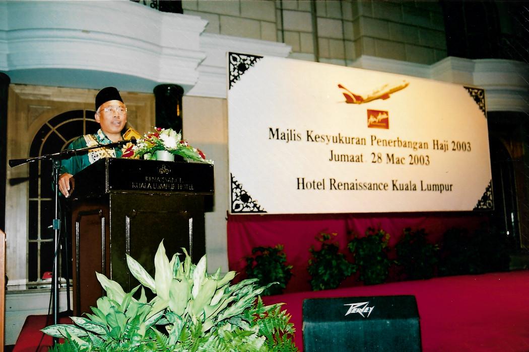 Majlis Kesyukuran Penerbangan Haji (7)