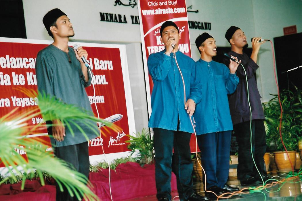 Majlis Pelancaran Destinasi Baru airasia-Kuala Trengganu (1)