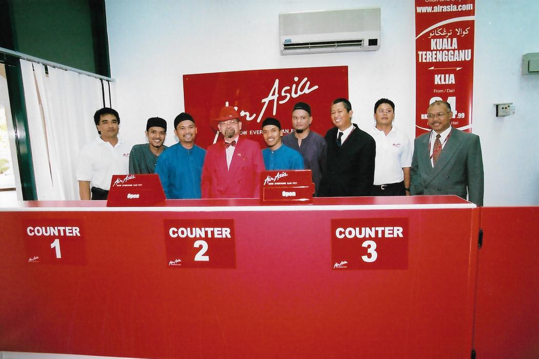 Majlis Pelancaran Destinasi Baru airasia-Kuala Trengganu (12)