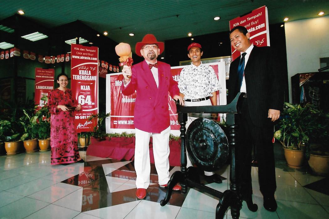 Majlis Pelancaran Destinasi Baru airasia-Kuala Trengganu (2)