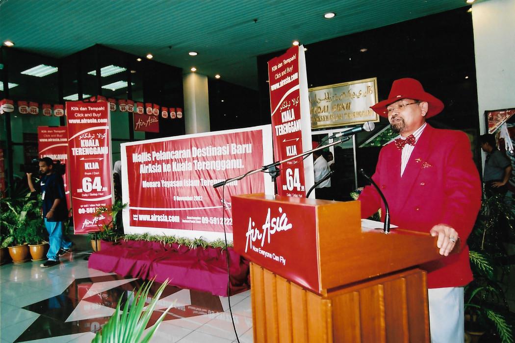 Majlis Pelancaran Destinasi Baru airasia-Kuala Trengganu (3)