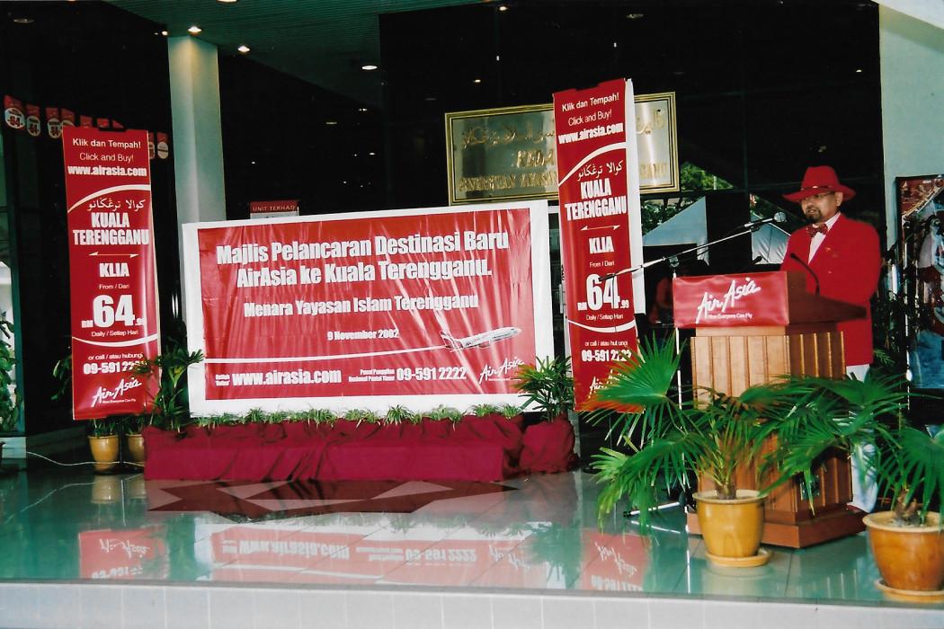 Majlis Pelancaran Destinasi Baru airasia-Kuala Trengganu (4)