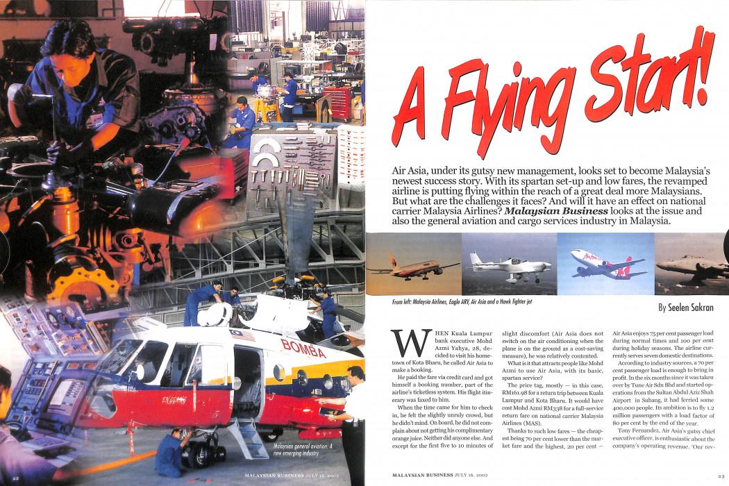Malaysian Business - July 2002 (2)