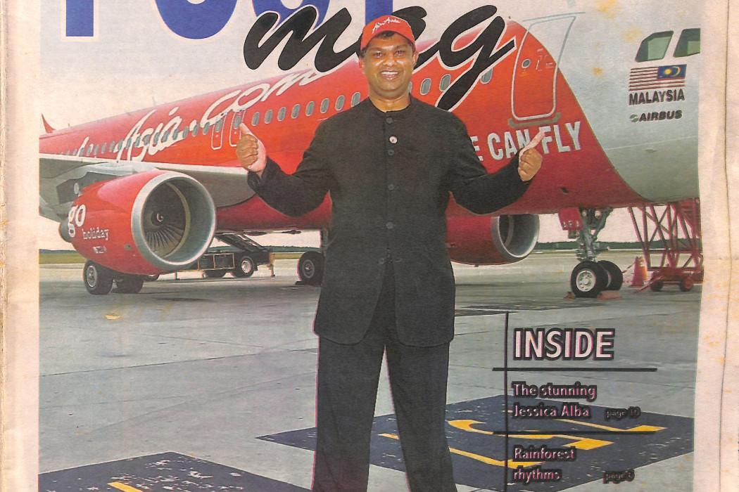Malaysia's aviation giant (1)