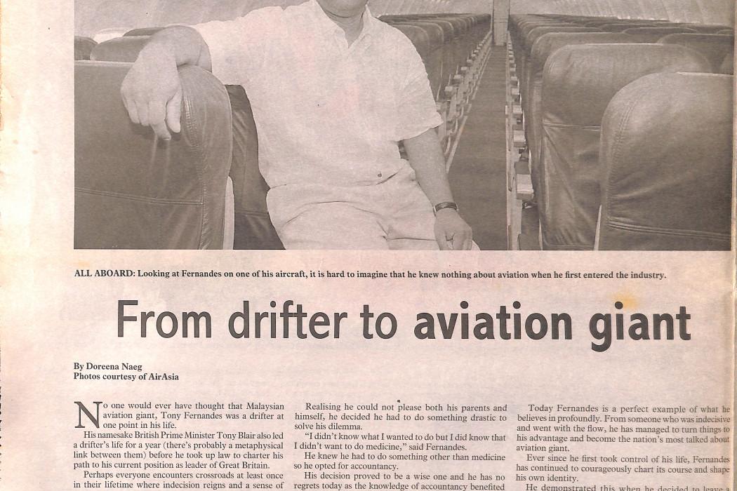 Malaysia's aviation giant (2)