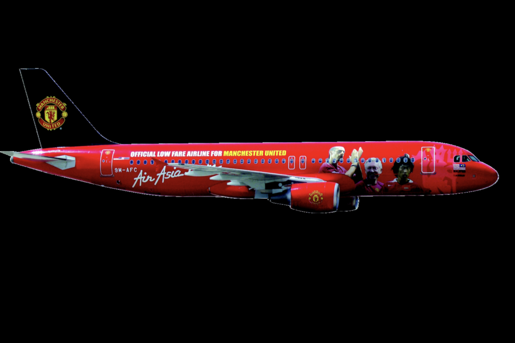 Manchester United_Livery