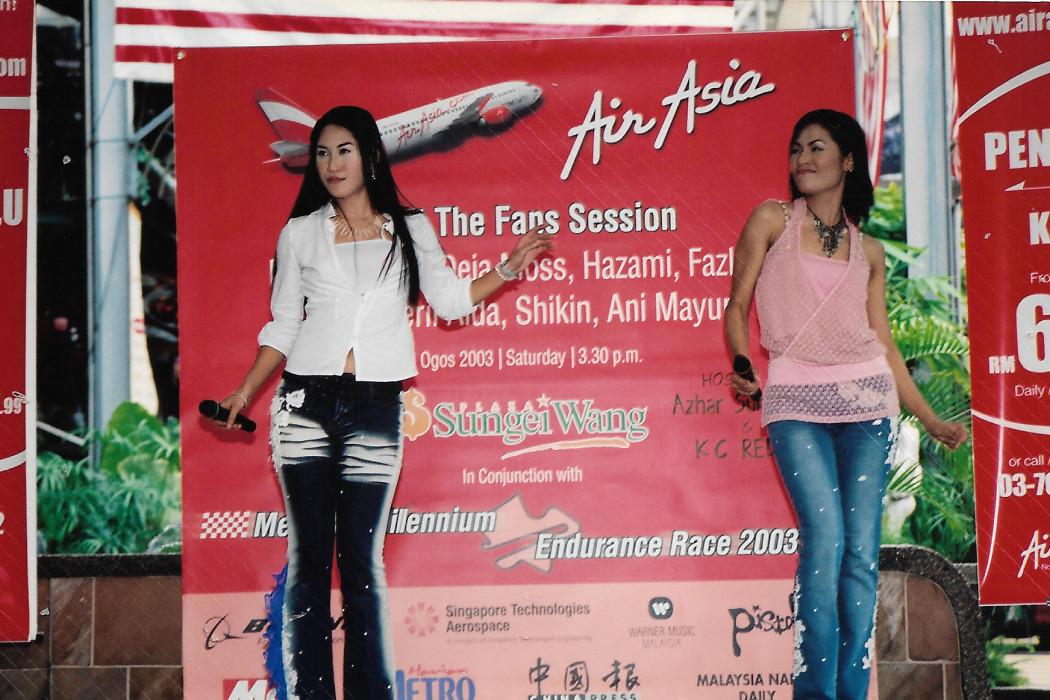 Meet the Fans Merdeka Mil. Endurance Race (1)