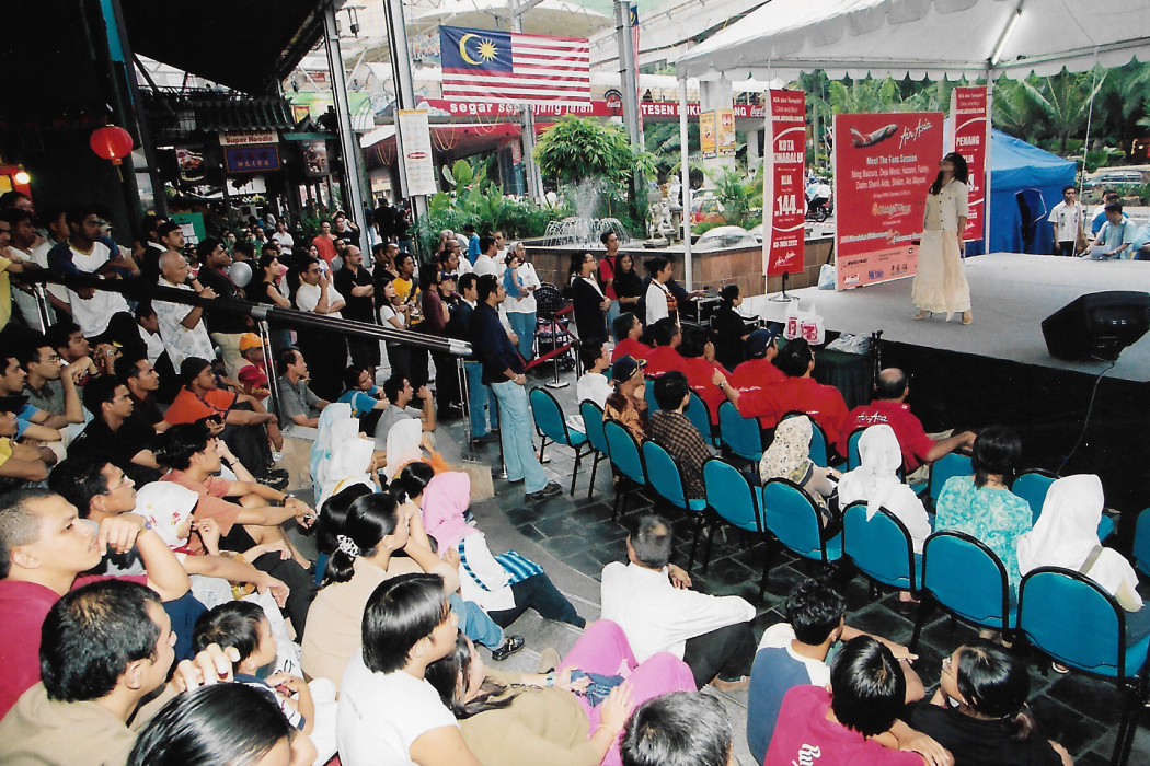 Meet the Fans Merdeka Mil. Endurance Race (2)