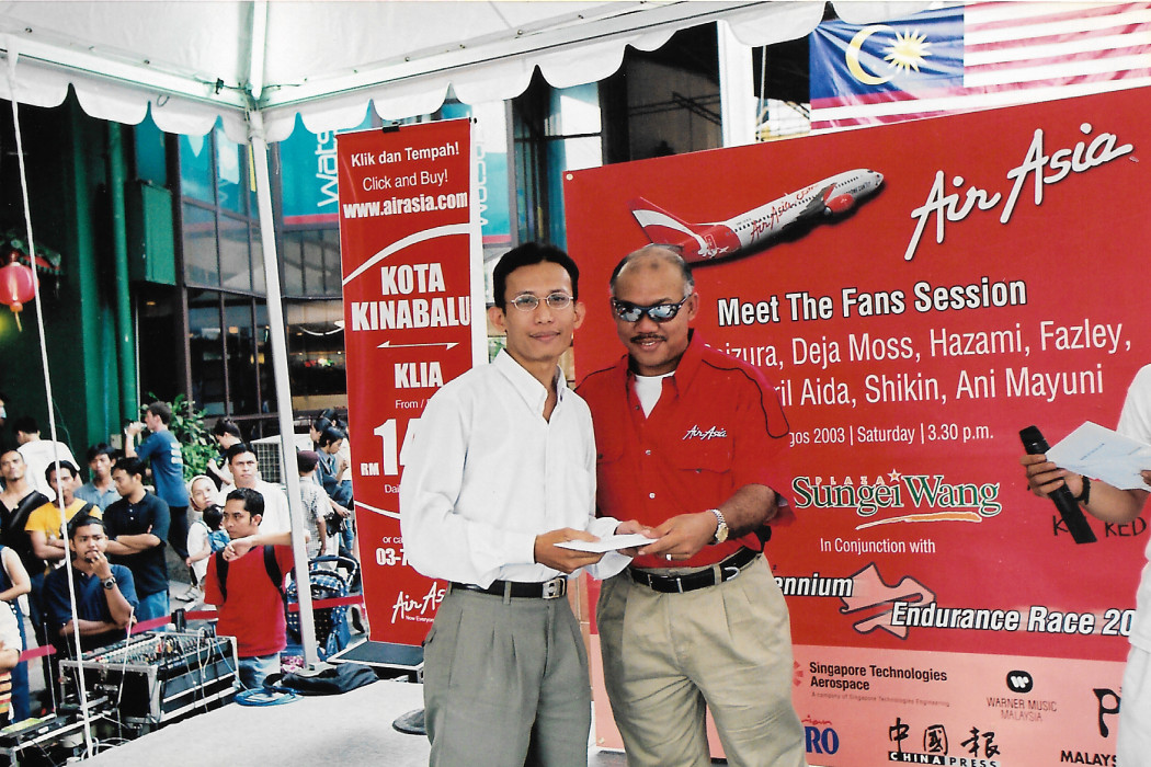 Meet the Fans Merdeka Mil. Endurance Race (8)