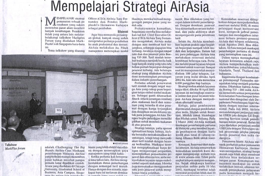 Mempelajari Strategi airasia