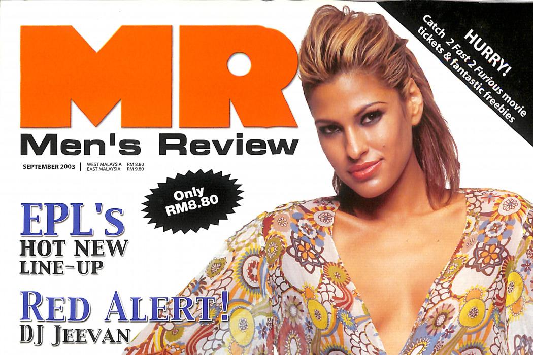 Men's Review - September 2003 (1)