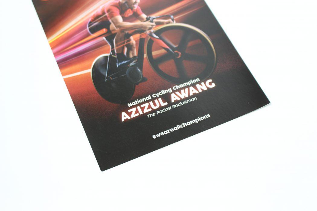 National Cycling Champion Azizul Awang The Pocket Rocketman (2)