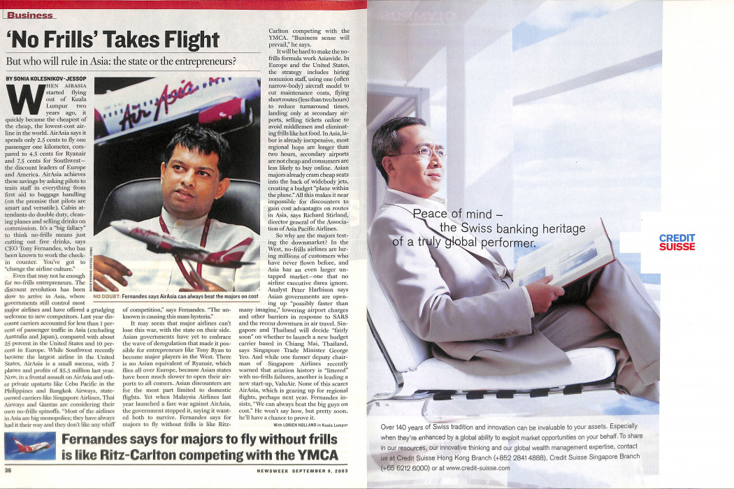 Newsweek - September 2003 (2)