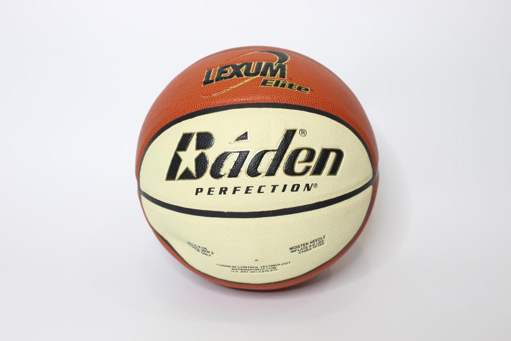 Official Game Ball ABL; Baden Perfection basketball (1)