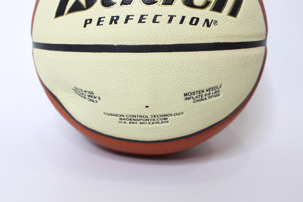 Official Game Ball ABL; Baden Perfection basketball (2)