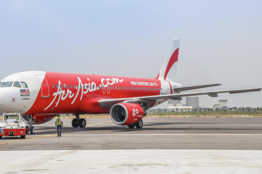 Old airasia Livery 1
