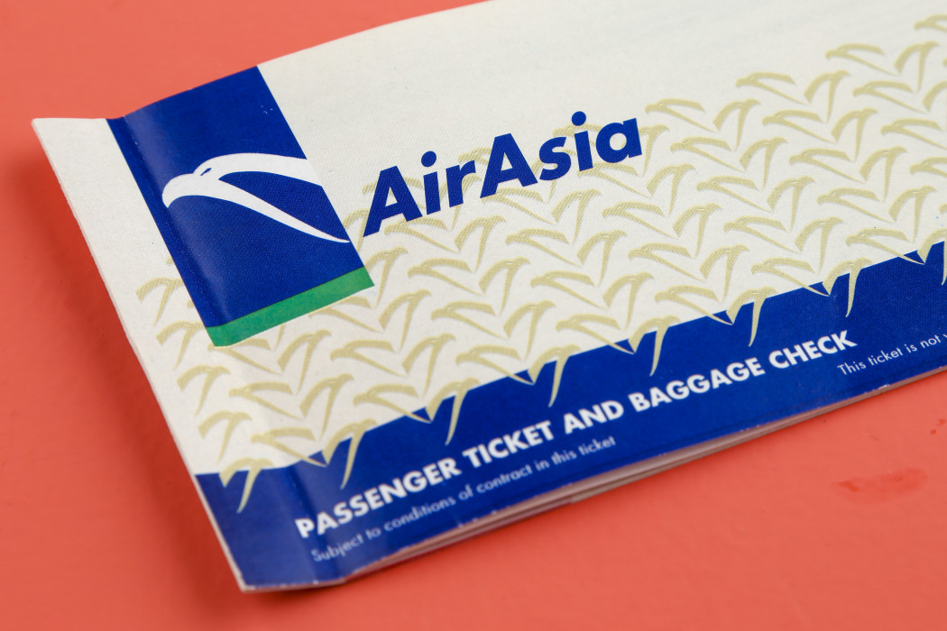 Passenger ticket and baggage check (2)