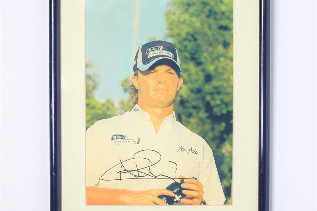 Photo Of Nico Rosberg