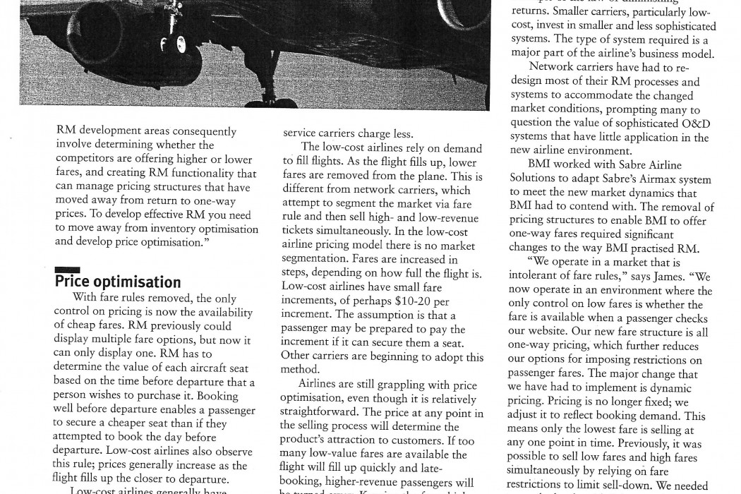 RM considerations for developing airlines (3)