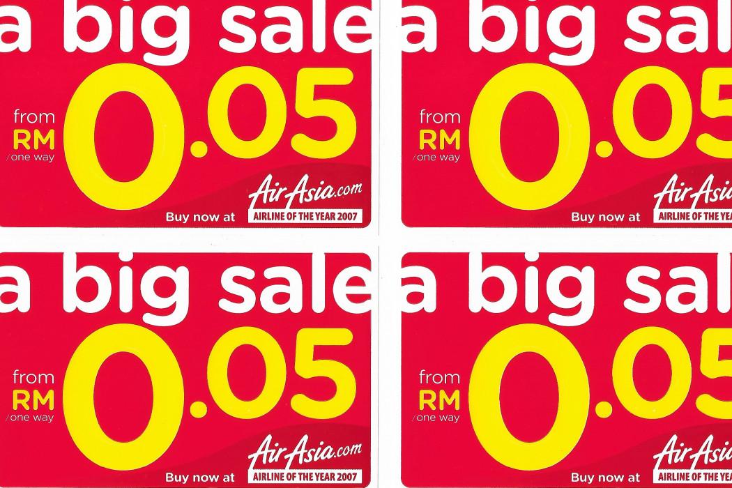 RM0.05 A Big Sales