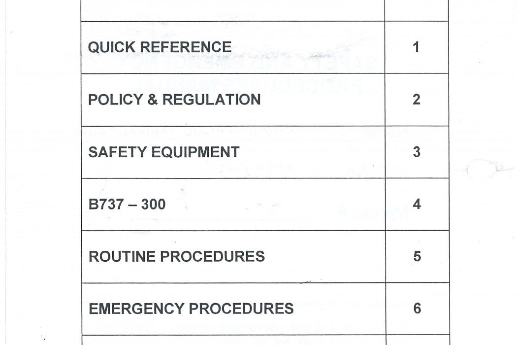 Safety Emergency Procedures Manual (7)