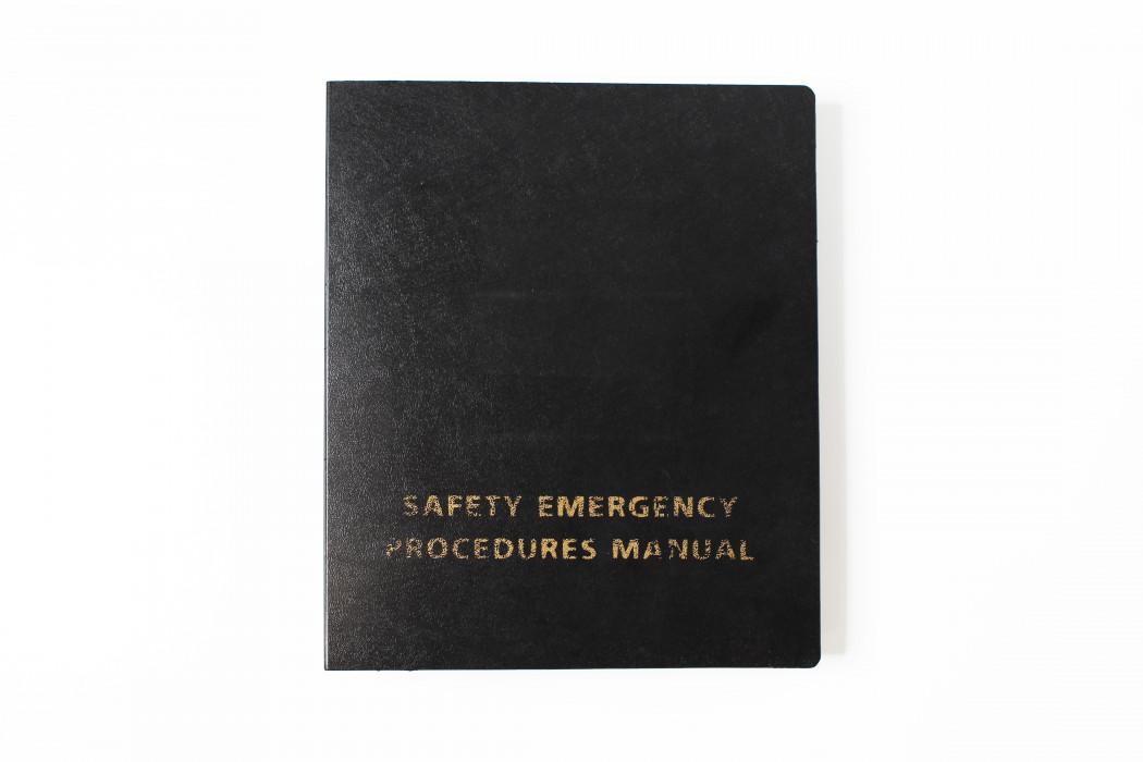 Safety Emergency Procedure Manual (1)