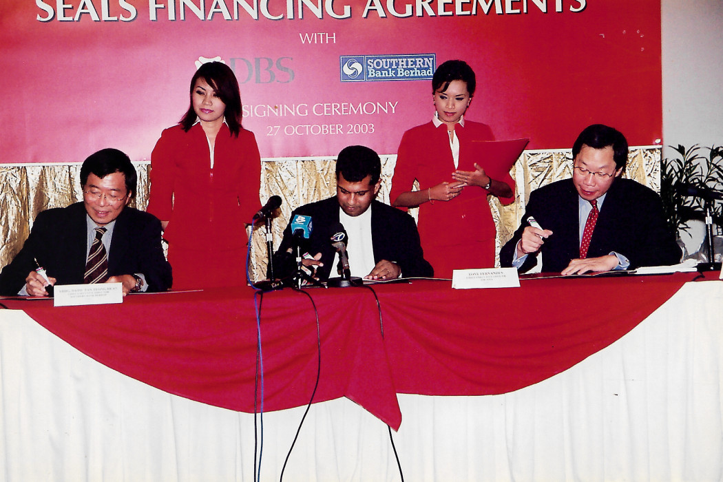 Seals Financing Agreements (3)