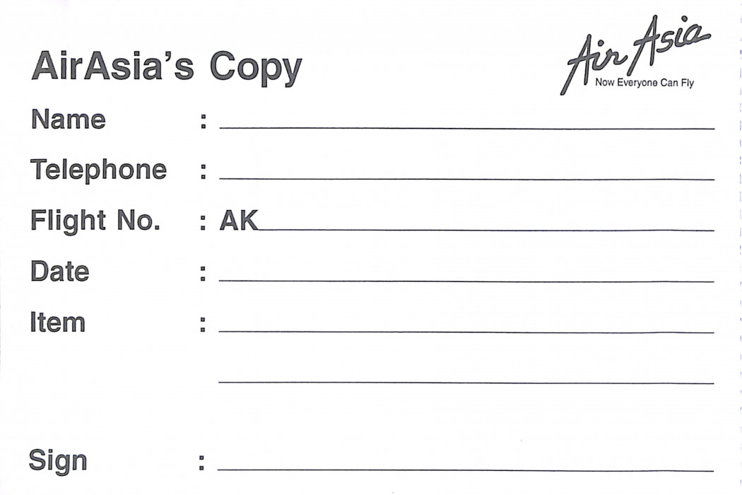 Security Risk Items Form