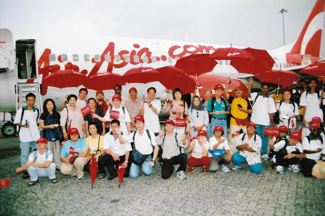 Special Olympics Send-off Mt. Kinabalu Challenge (2)