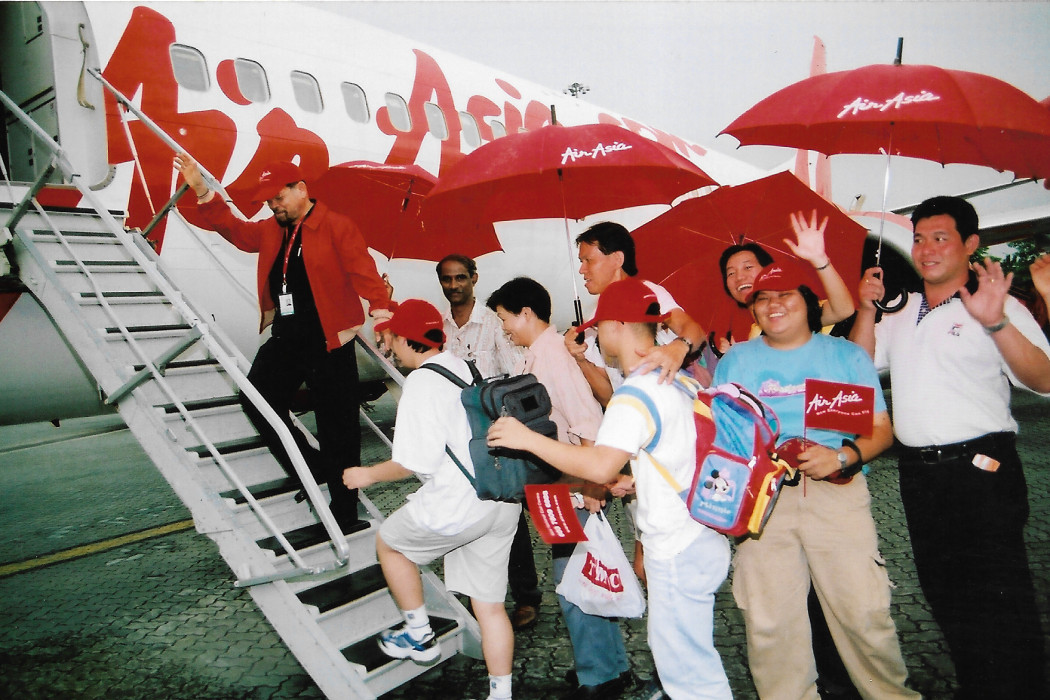 Special Olympics Send-off Mt. Kinabalu Challenge (3)