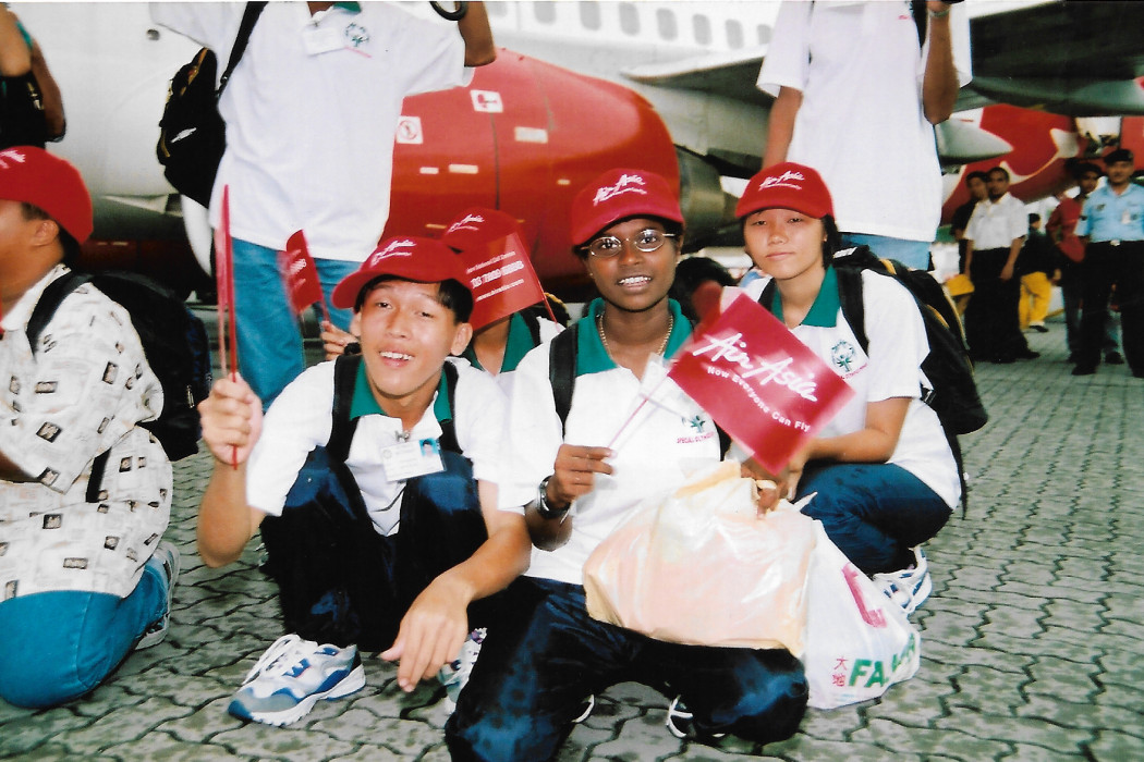 Special Olympics Send-off Mt. Kinabalu Challenge (4)