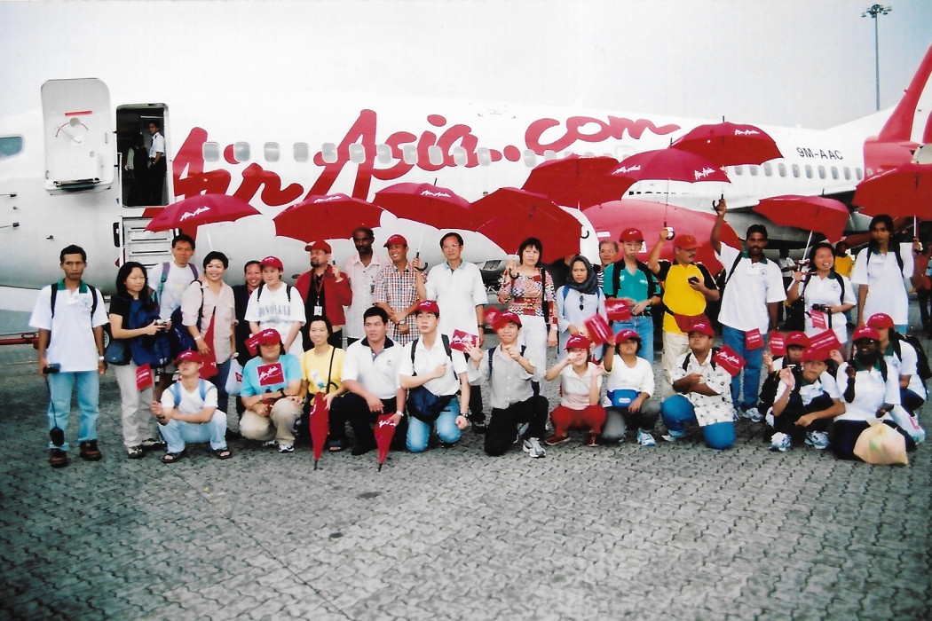 Special Olympics Send-off Mt. Kinabalu Challenge (6)