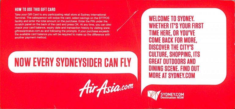 Sydney_airasia
